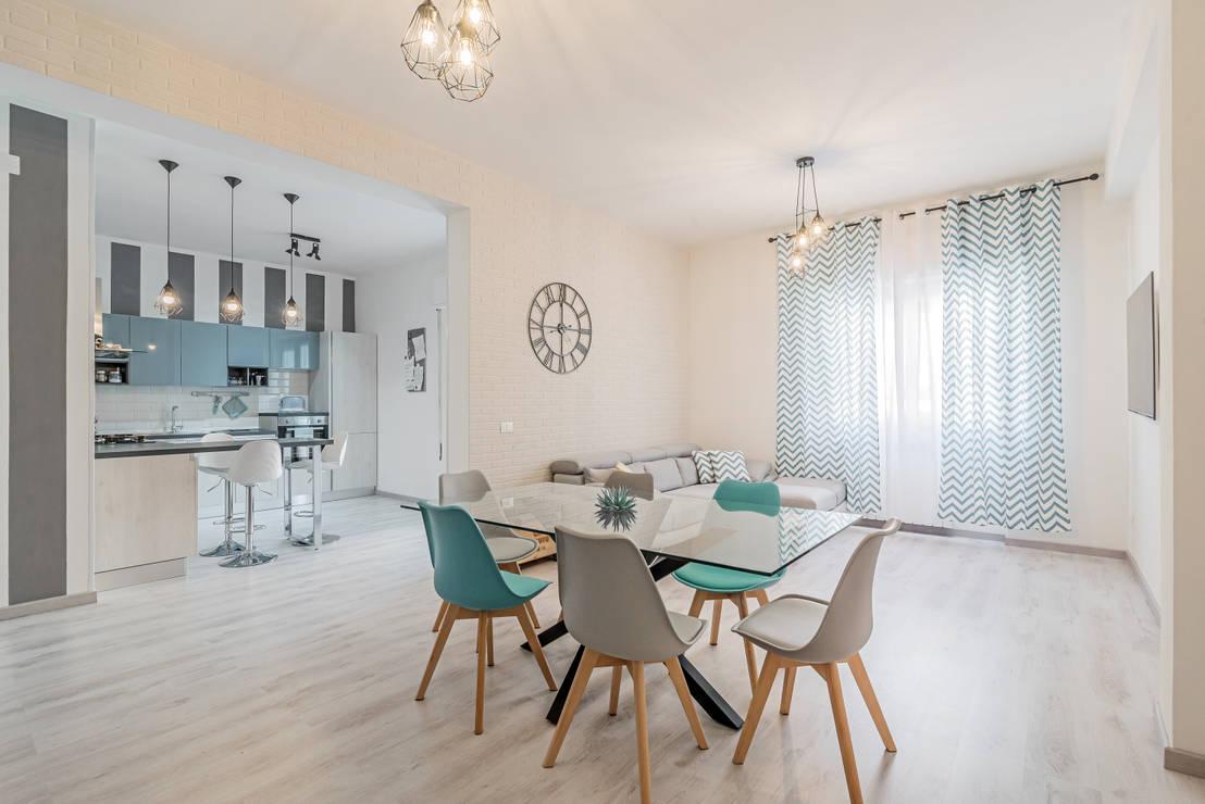 Ristrutturazione appartamento roma tor sapienza por for Ristrutturare facile