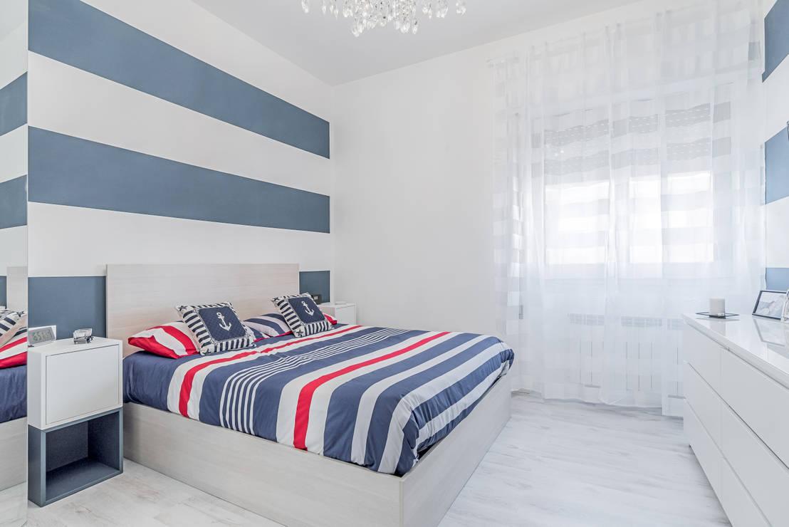 8 colori giusti per la parete dietro al letto - Camera da letto particolare ...