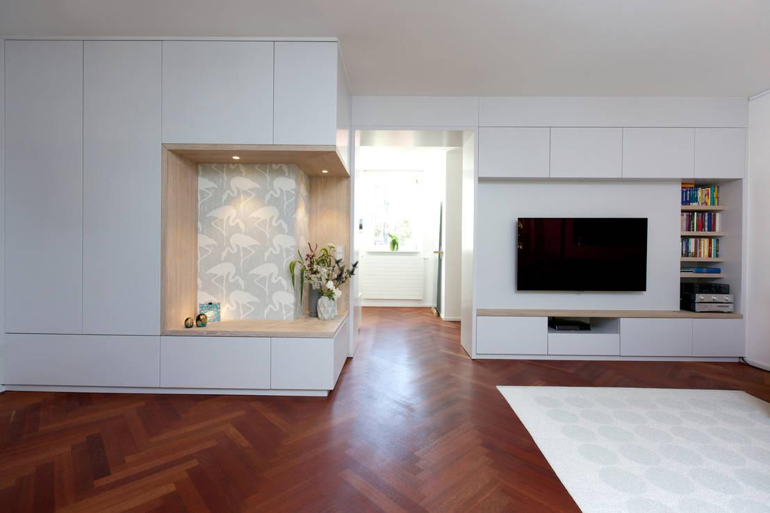 Wohnung Frankfurt by SIMONE JÜSCHKE INNEN|ARCHITEKTUR | homify
