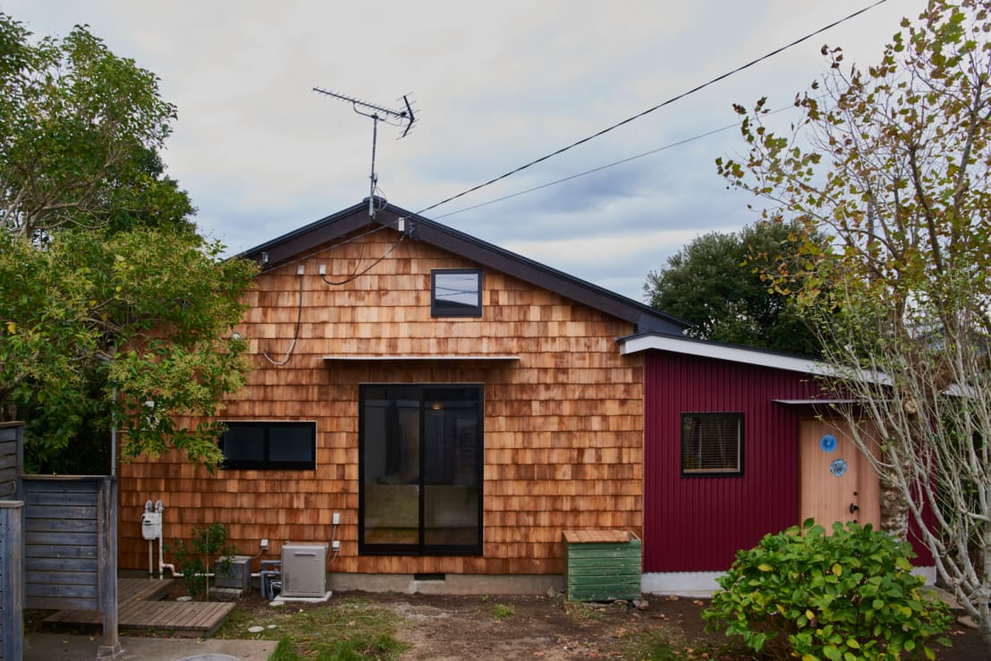 Ichinomiya house de tai tai studio homify - Casas de madera tropical ...