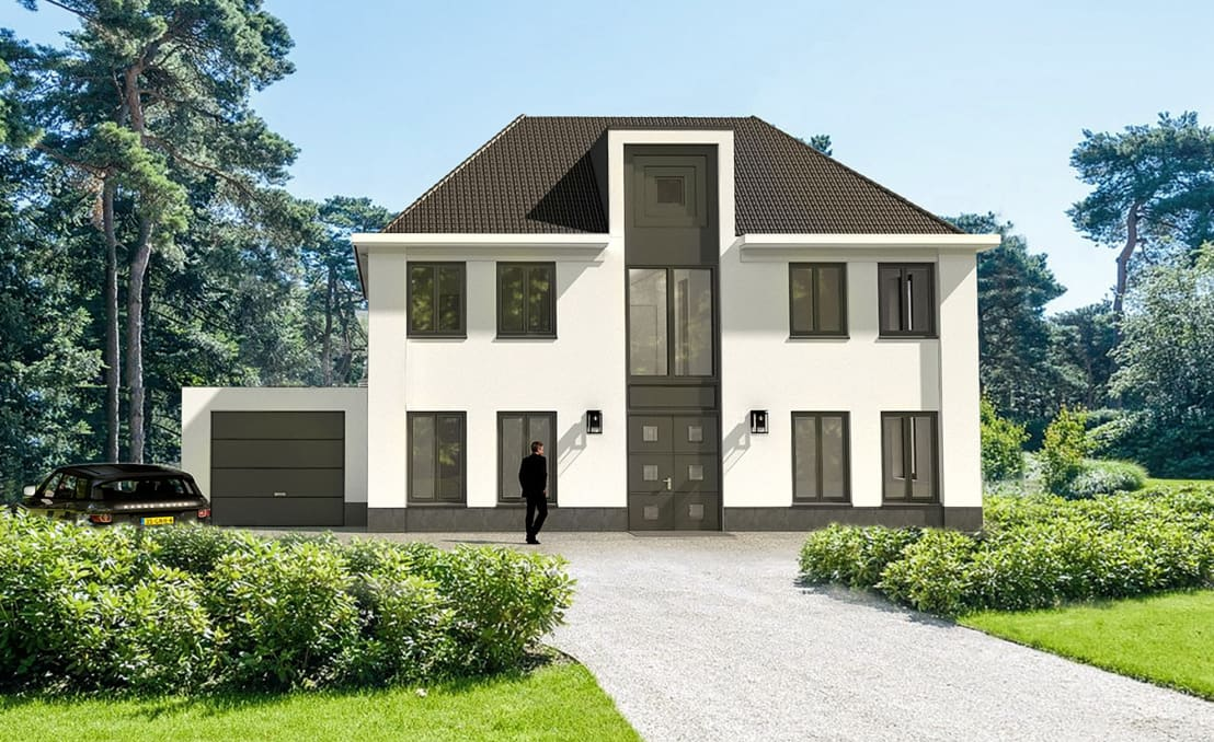 Modern herenhuis door brand bba i bba architecten homify for Modern herenhuis
