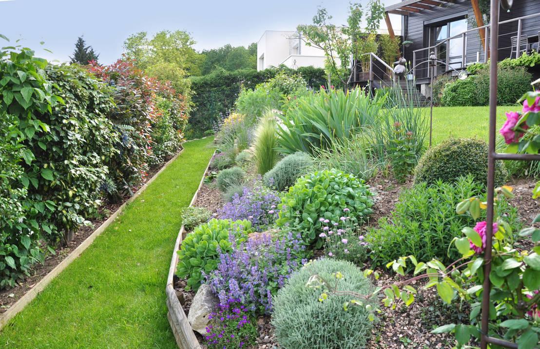 sophie durin empreinte paysag re jardin en essonne homify. Black Bedroom Furniture Sets. Home Design Ideas