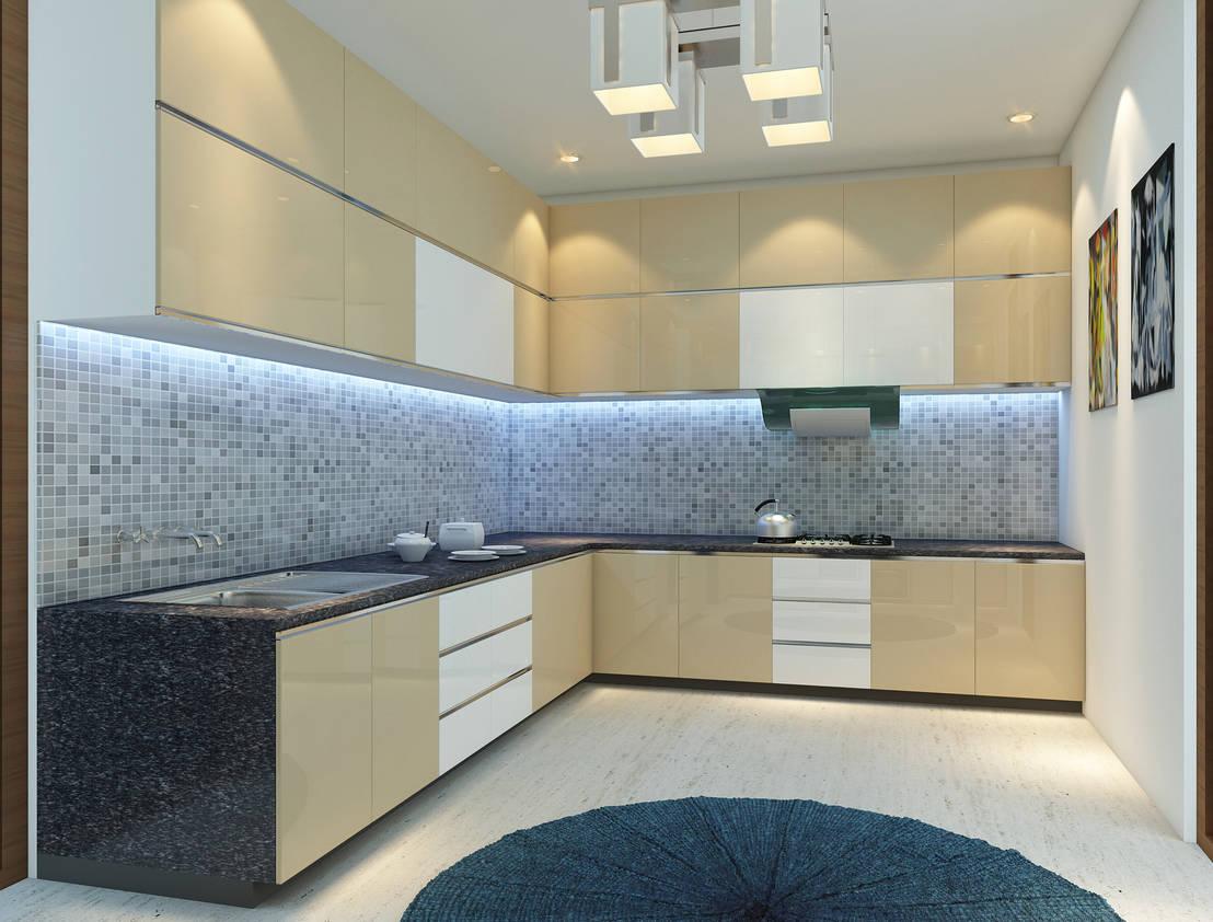 Bonito Cocinas Modulares En Pune Composición - Ideas Del Gabinete de ...