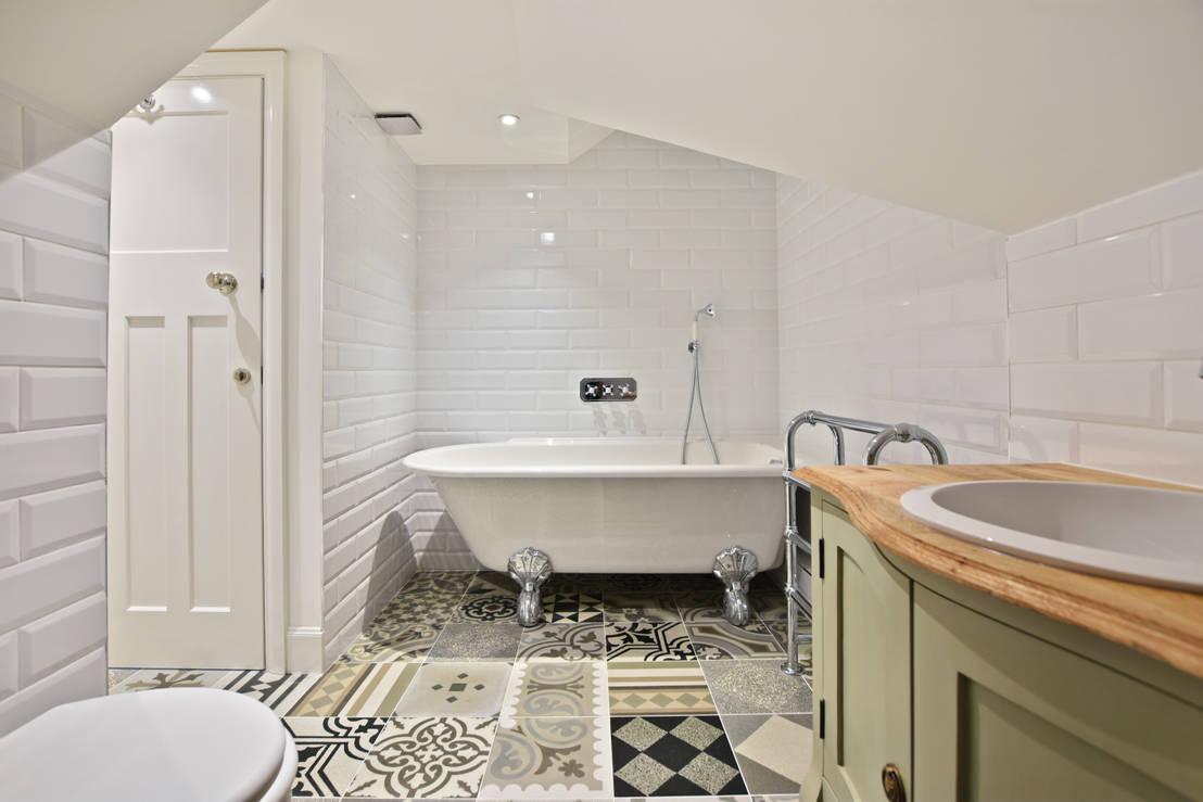 Case study surrey by bathroomsbydesign retail ltd homify for Bathroom design ltd