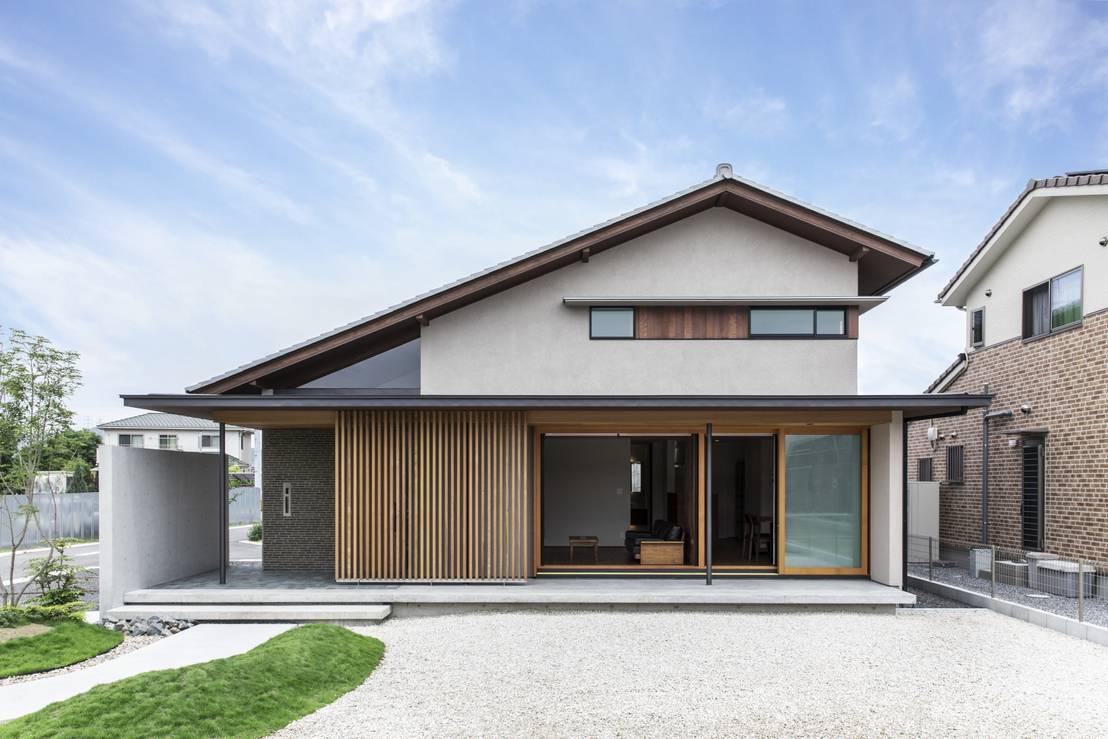 проекты разноуровневых домов фото
