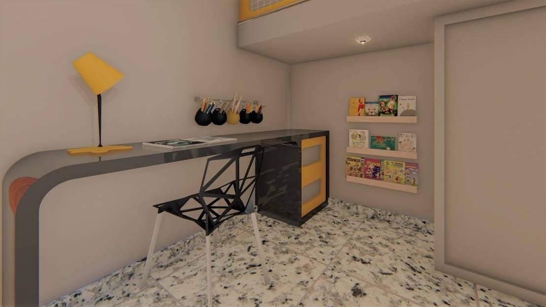 Apartamento Pequeno Homify