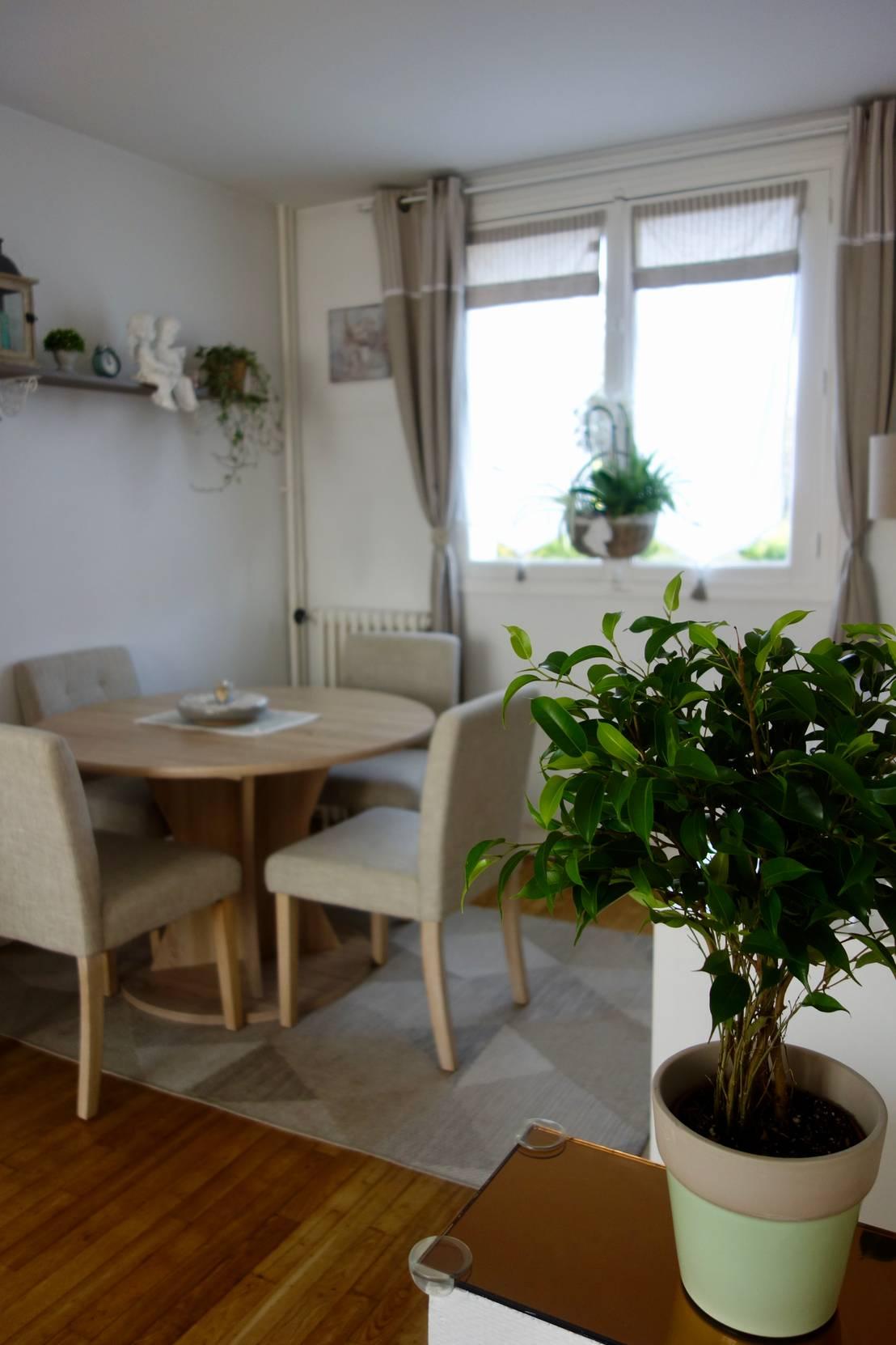 Deco Salle A Manger Scandinave projet décoration et aménagement salle à manger par cs déco