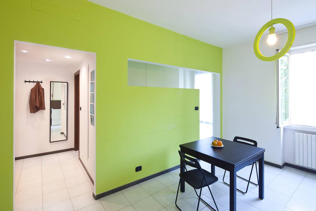 Architettura E Design la fruibilità in un monolocale by lrc architettura e design