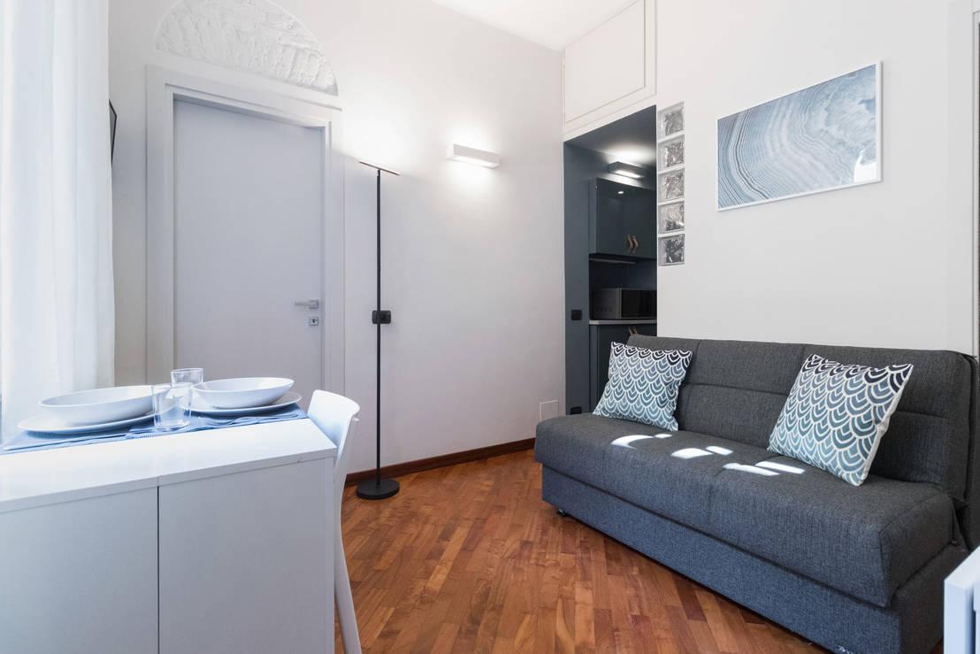 Architettura And Design appartamento duomo by desearq studio _ architettura e