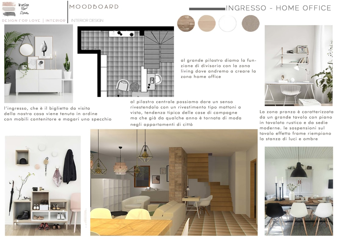 Casa Moderne And Design.La Casa Di Chiara E Moreno By Design For Love Homify