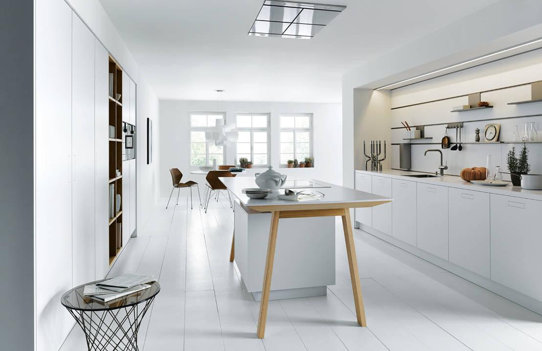 Brillante Design-Küche von next16 de Spitzhüttl Home Company  homify