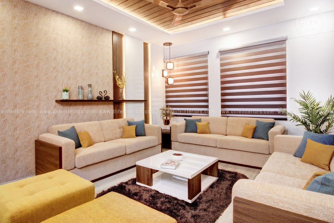 Mr Prince Chandy S Flat Interior In Kochi Homify