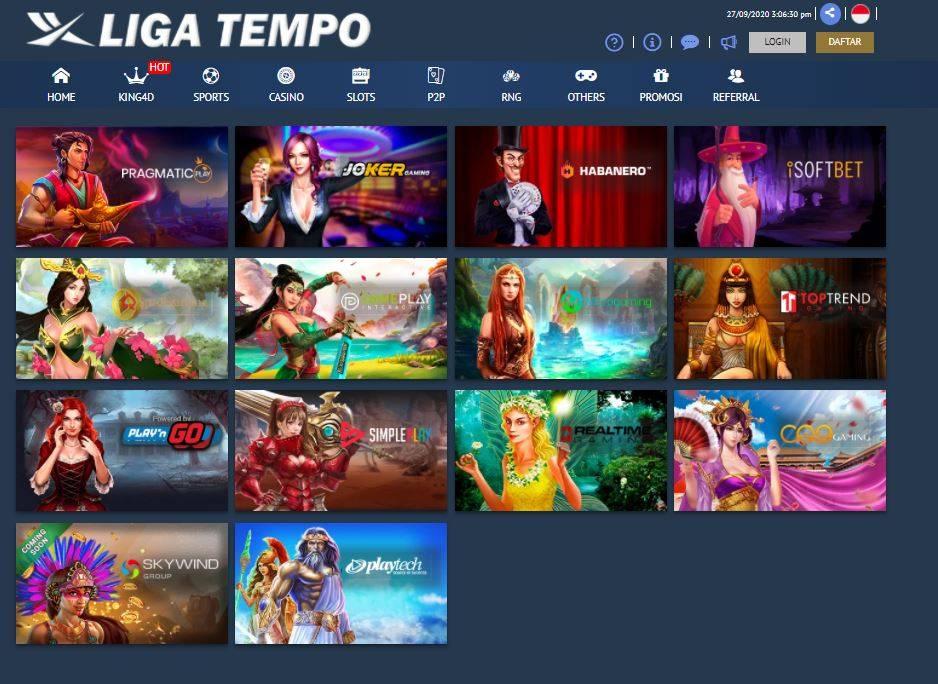 Situs Game Slot Online Terpercaya Indonesia 2020 Homify