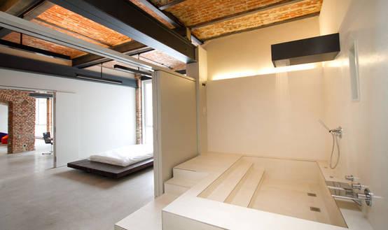 au ergew hnliches loft im roten berlin wedding. Black Bedroom Furniture Sets. Home Design Ideas