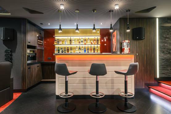 C mo dise ar tu bar en casa 7 tips fant sticos Como disenar un bar en casa