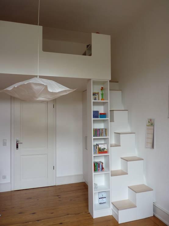 Mezzanines goede idee n om te profiteren van de ruimte - Huis mezzanine ...