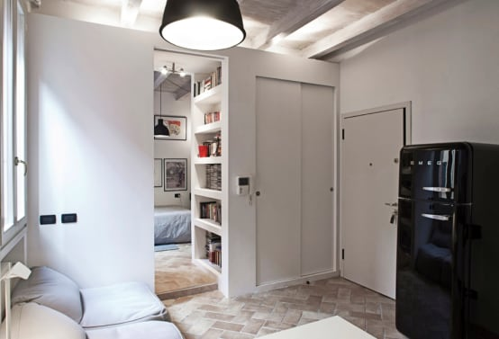 8 homes with great space-saving ideas you can try