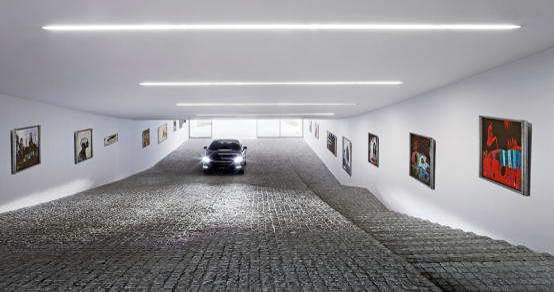 garajes modernos otra manera de aparcar tu coche On garajes modernos grandes