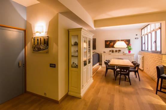 Una casa a misura di famiglia a milano for Piani di casa di prossima generazione