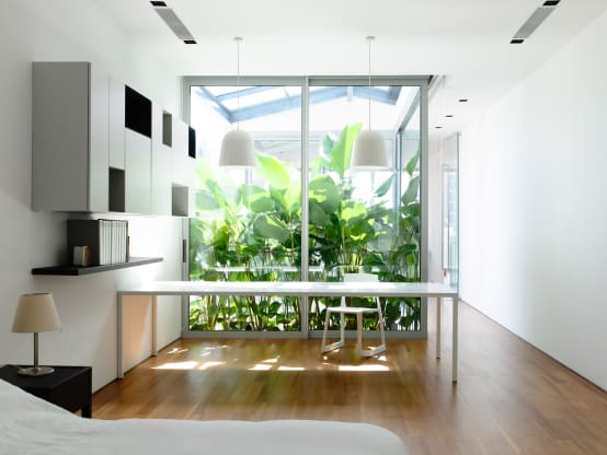 9 clever ways to add plants to your small home