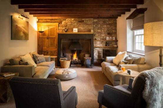 How To Create The Perfect English Cottage Interior