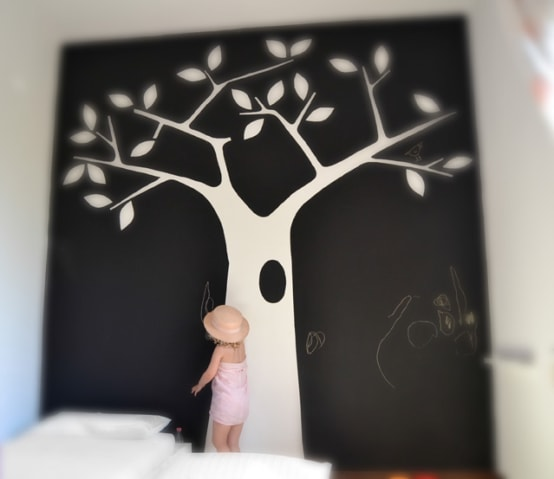 Understanding the fuss about chalkboard paint