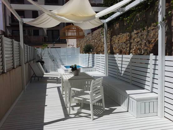 Estas terrazas pequeñas ¡están llenas de ideas grandiosas!