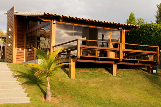 Casas de Campo Latinoamericanas