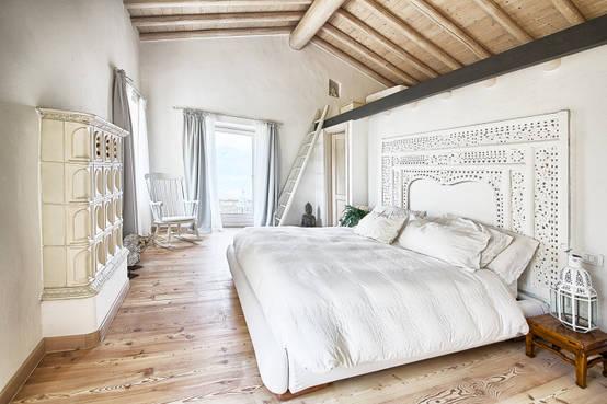 10 camere da letto rustiche spettacolari - Camere da letto rustiche matrimoniali ...