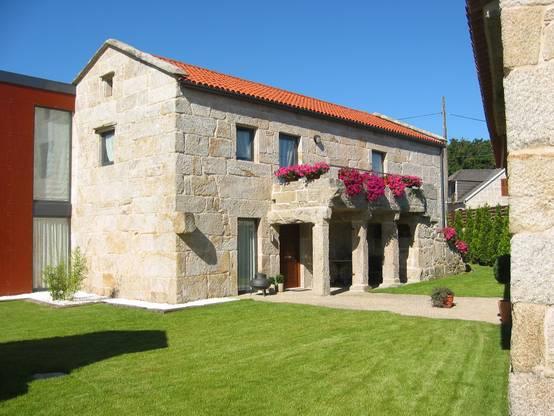 10 casas rurales sensacionales - Rehabilitacion de casas rurales ...