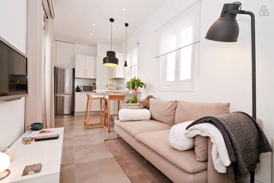 Ideas de decoraci n para pisos peque os - Ideas pisos pequenos ...