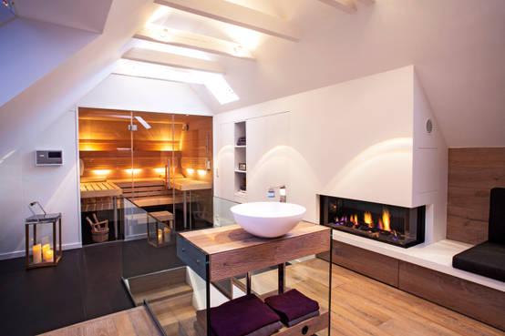 6 dinge mit denen du dir zu hause ein spa einrichten kannst. Black Bedroom Furniture Sets. Home Design Ideas