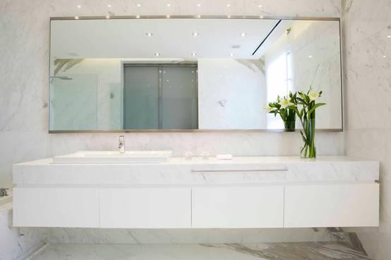 10 Muebles alucinantes en baños modernos | homify
