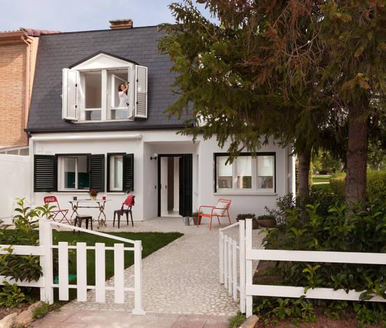 willkommen zuhause das perfekte einfamilienhaus. Black Bedroom Furniture Sets. Home Design Ideas