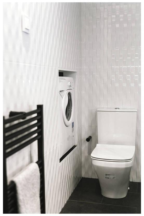 6 ideas para cuartos de ba o peque os - Ideas de cuartos de bano ...