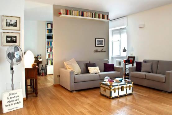 Come salvare spazio in una casa piccola ristrutturando for Come costruire una cigar room in casa tua