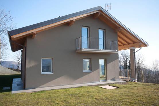Frazionamento e accorpamento immobile la normativa for Disegni case moderne
