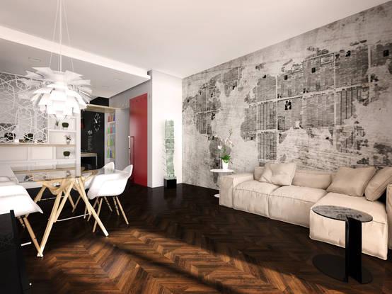 Come disporre i divani in salotto tutte le soluzioni for Soluzioni salotto