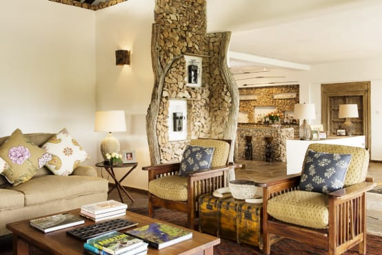 Make the most of stone in your home