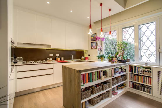 7 regole d 39 oro per organizzare la cucina perfetta for I cucina niente regole