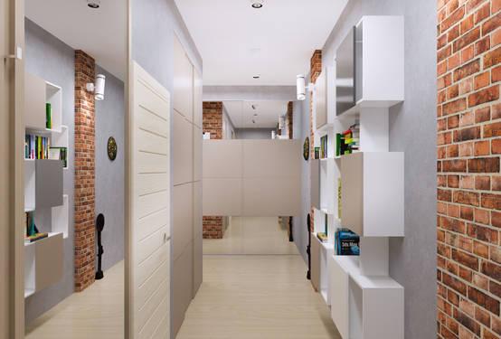 ¡9 ideas perfectas para diseñar un armario en el pasillo!