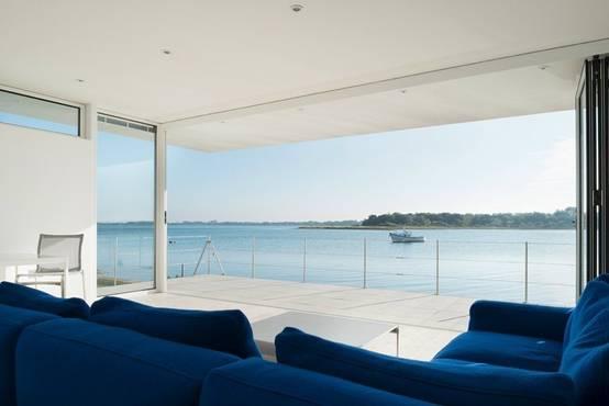 Beach House on Hayling Island