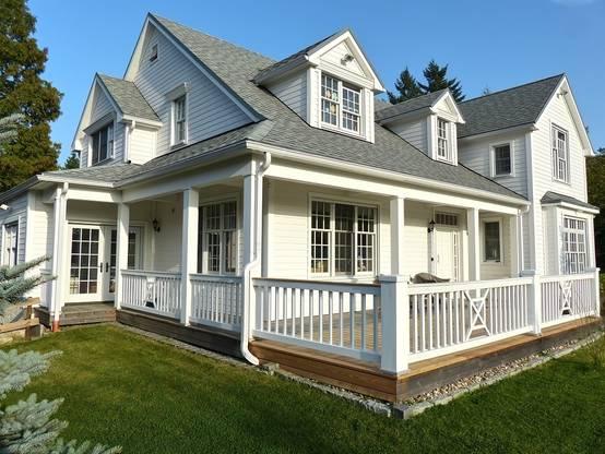 Zeven topideeën voor veranda's aan de voorkant van je huis | homify