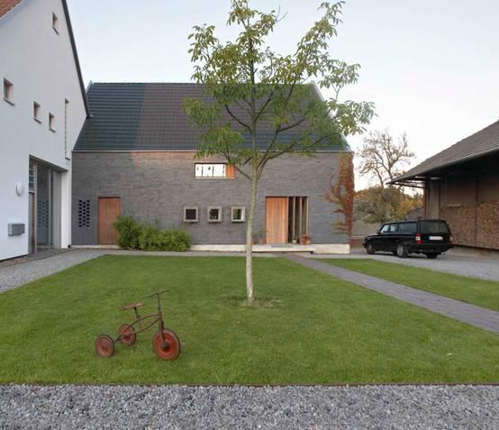 homify 360 umbau eines resthofes in westfalen. Black Bedroom Furniture Sets. Home Design Ideas