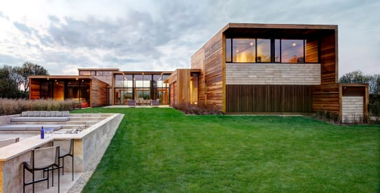 7 U-shaped dream homes for first-class inspiration
