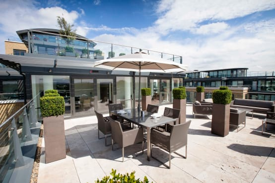 High style: 8 fantastic ideas for your roof terrace