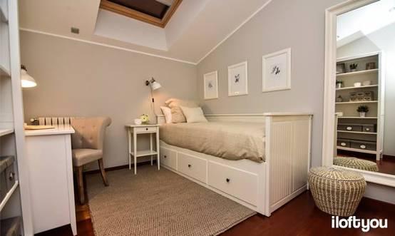10 slaapkamers met ikea meubels ter inspiratie - Ikea mobili camera ...