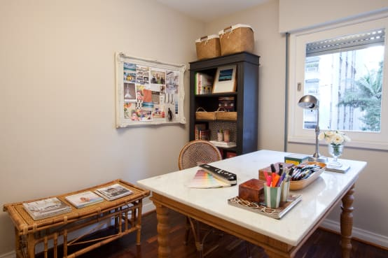 Get your desk together with these easy steps!