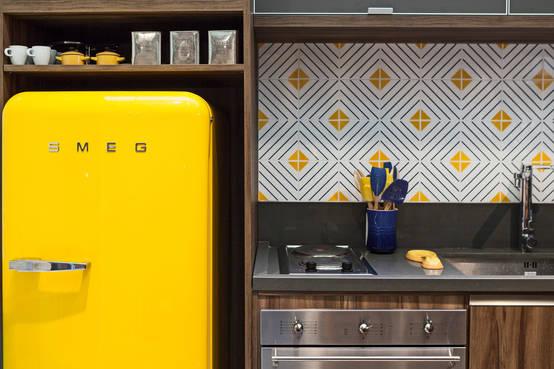 Color en cocinas modernas: ¡6 ideas sensacionales!