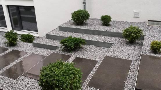 Populair 7 manieren om een tuinpad aan te leggen in een tuin met hoogteverschil HA54